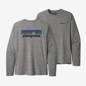 Patagonia パタゴニア メンズ・ロングスリーブ・キャプリーン・クール・デイリー・グラフィック・シャツ