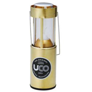 UCO キャンドルランタン CANDLE LANTERN/ろうそくランタン ブラス